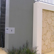 Port-Coogee-Natural-Dietz-Cladding-Paint-Render-split-face-Brickwork-piers-capping-concrete-footings-1.jpg